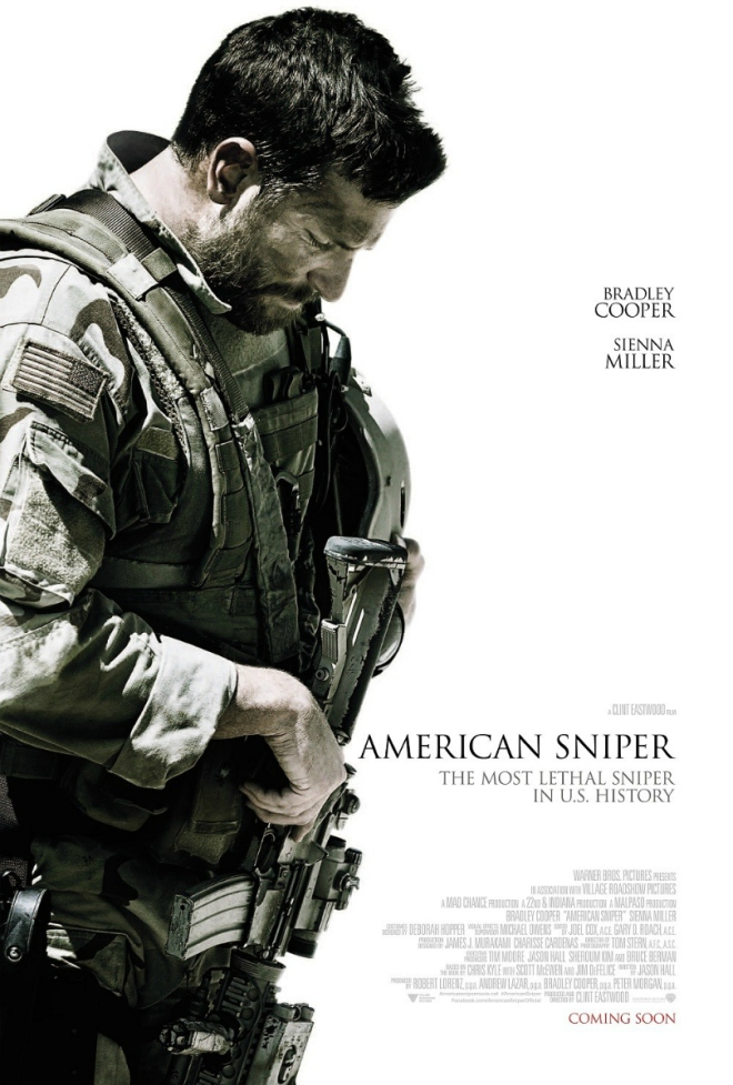 American Sniper streaming vf - zuStream